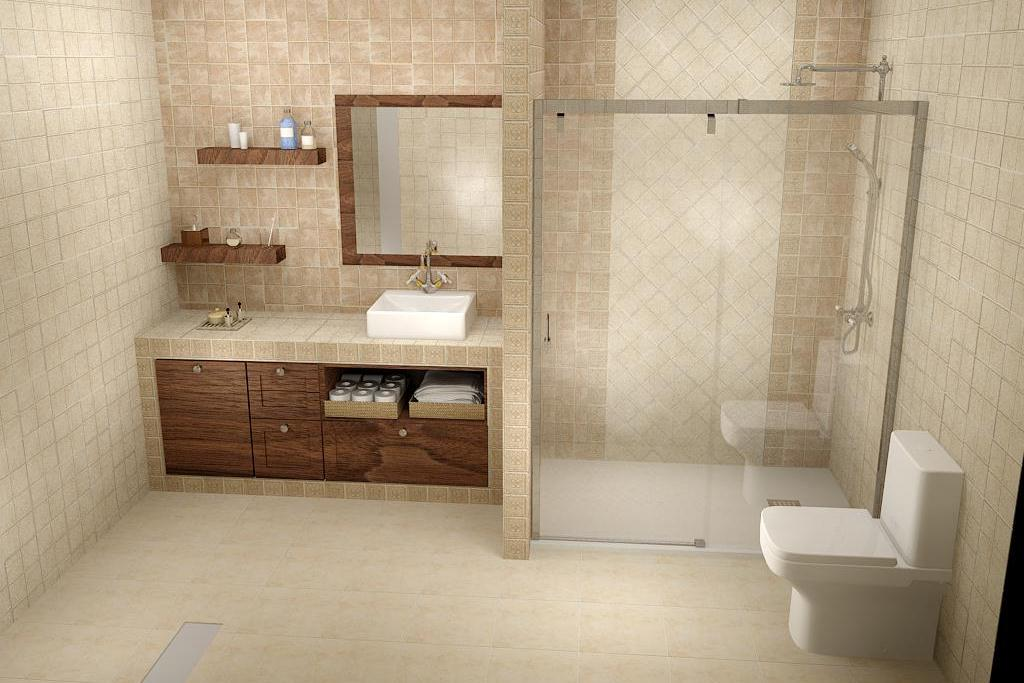 Disfrutarás de un nuevo baño en tiempo record.
